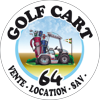 logo golf cart 64